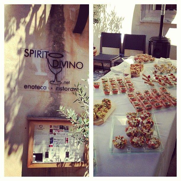 Light lunch @SpiritoDivinoPG #InMontefalco foto di @alessandro_lesa