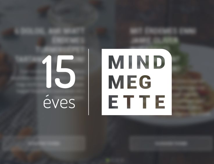 "Check out my @Behance project: ""Mindmegette 15th anniversary site design"" https://www.behance.net/gallery/44188525/Mindmegette-15th-anniversary-site-design"