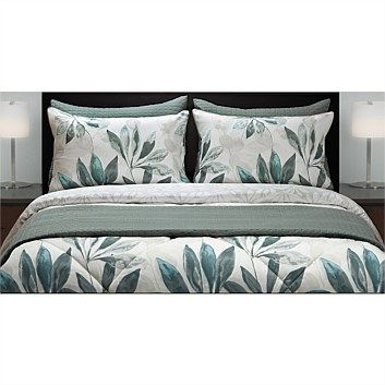 Briscoes - Classic Living Julietta Comforter Set