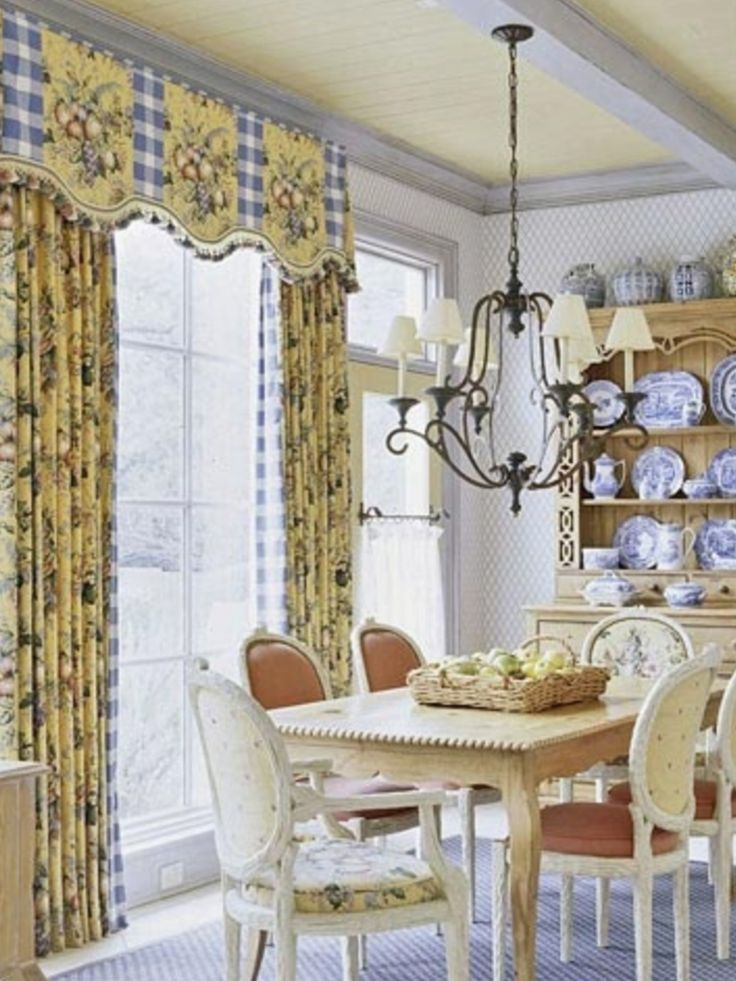 French Country Kitchen Blue And Yellow 491 best french country images on pinterest | country french