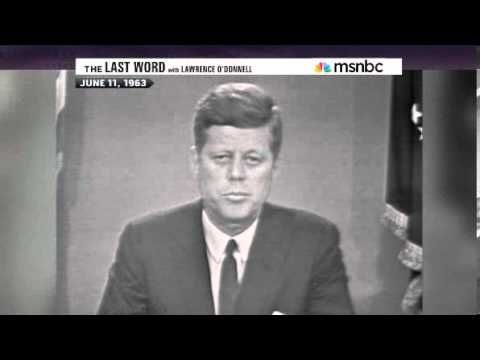 The Last Word - John F. Kennedy's 'finest moment'                   This was History.....wonder if we will ever hear a speech like this from someone of that stature and mean ?