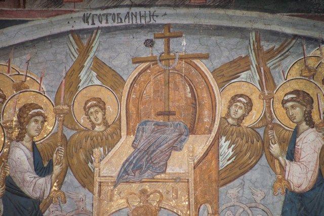 Hetoimasia | The Throne ofPreparation