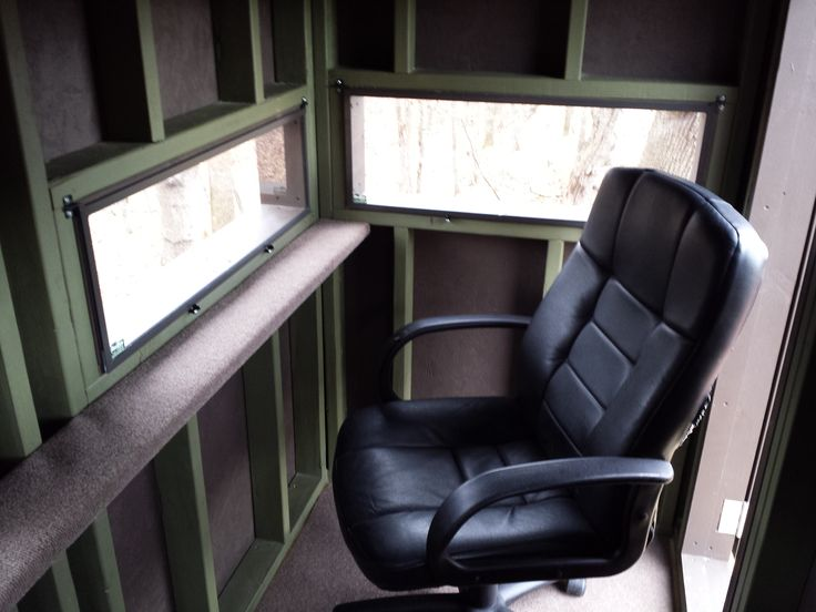 Windows For Hunting Blinds Part - 25: Add Windows To Your Hunting Blind Banks Outdoors