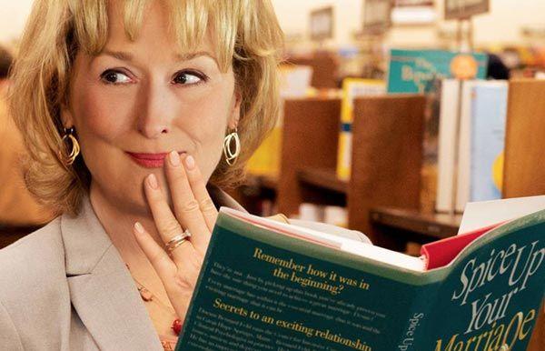 Meryl Streep reads.