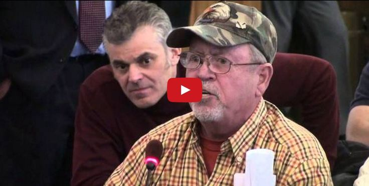 Army Vet & Chaplain's Impassioned Speech on Gun Rights Should Give Every Liberal Pause