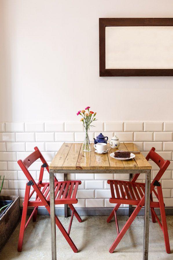 Interior del restaurante Tonka. Fotografia de espacio: Kinoki studio