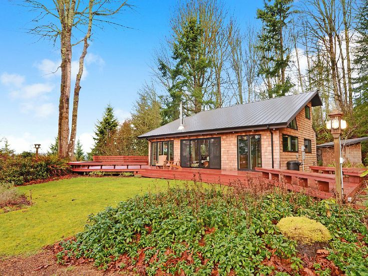 Quilcene Vacation Rental VRBO 569884 2 BR Hood Canal