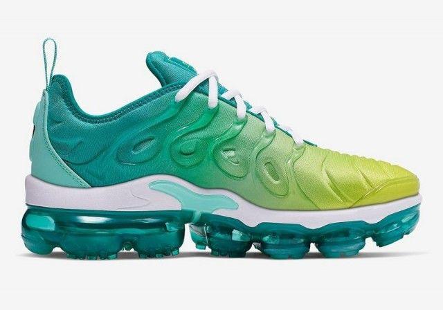Nike Air Vapormax Plus Green Unisex