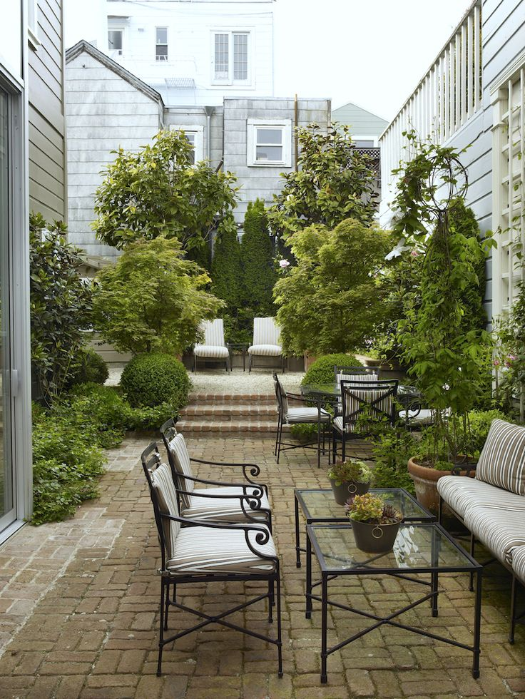 elizabeth everdell garden design pocket urban garden san francisco