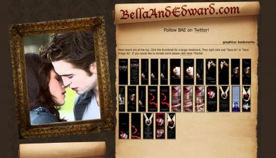 over 20 free printable twilight bookmarks! score!
