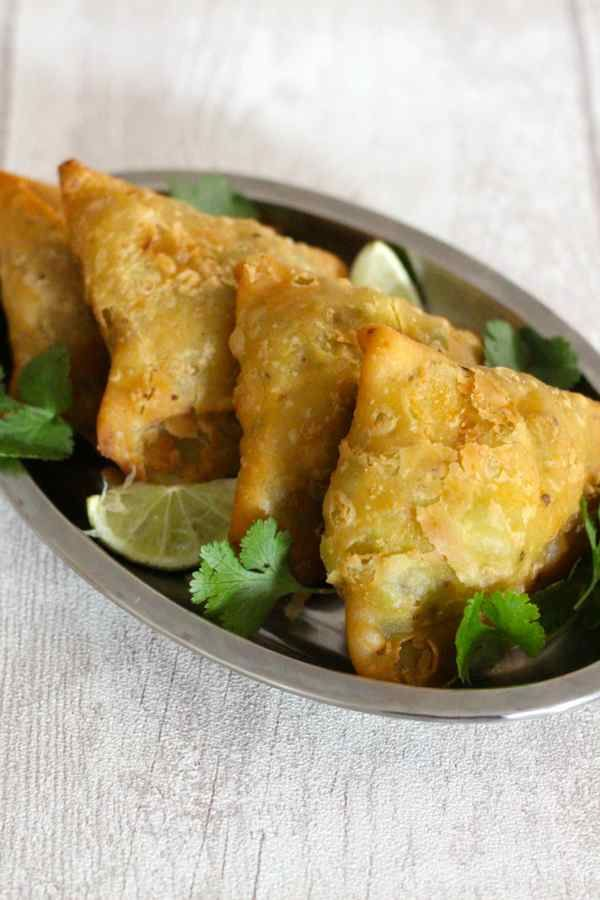 ***Make these as a group, but use Meagan's recipe!  Samosa - Traditional Indian Recipe | 196 flavors