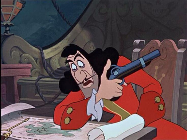 Captain Hook (1953).
