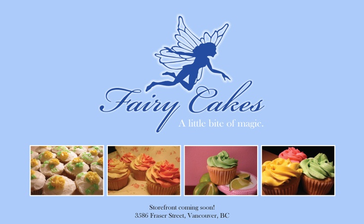 Fairy Cakes. #vegan