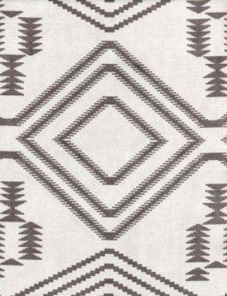 Navajo Fabric in grey