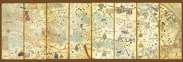 7 best puzzle images on pinterest puzzles puzzle and riddles mappa mundi 1375 is a 3000 piece puzzle from educa featuring contributions to one of the first world maps drawn by cresque abraham in puzzle measures gumiabroncs Images