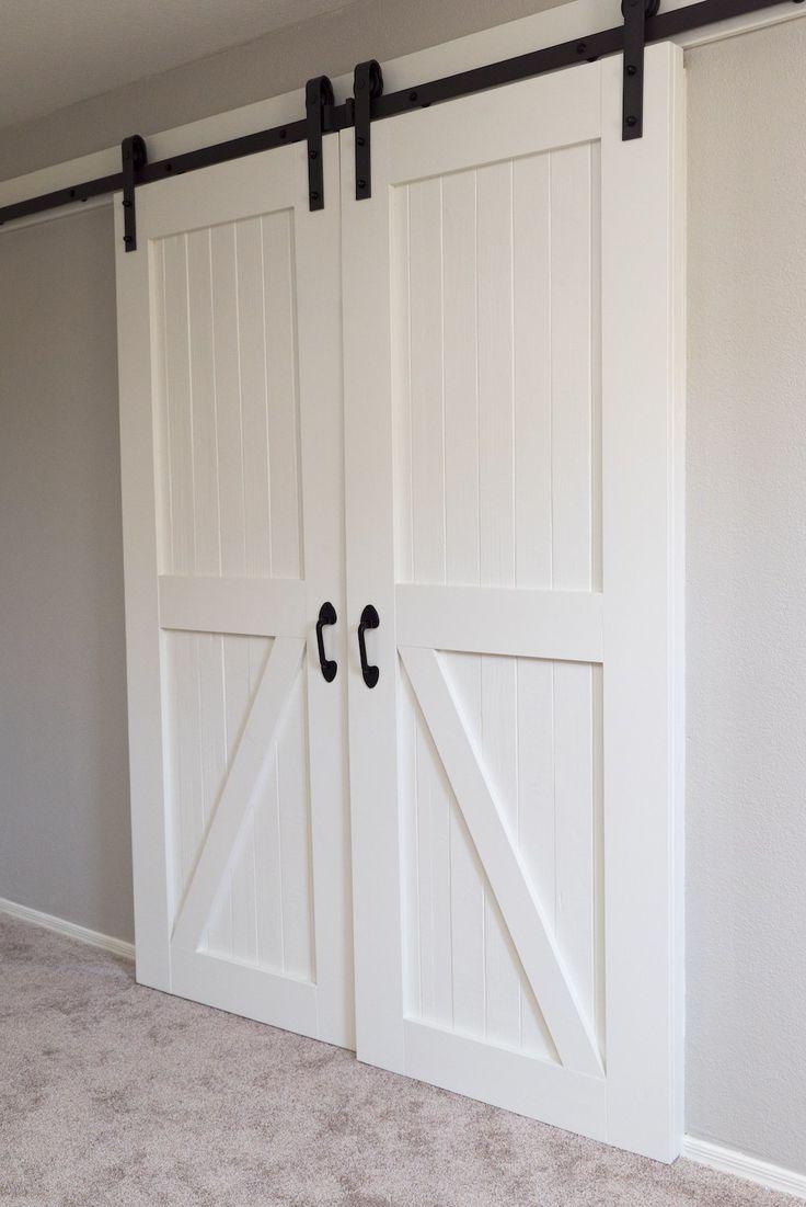 How To Build Barn Doors With Images Barn Door Designs Cheap