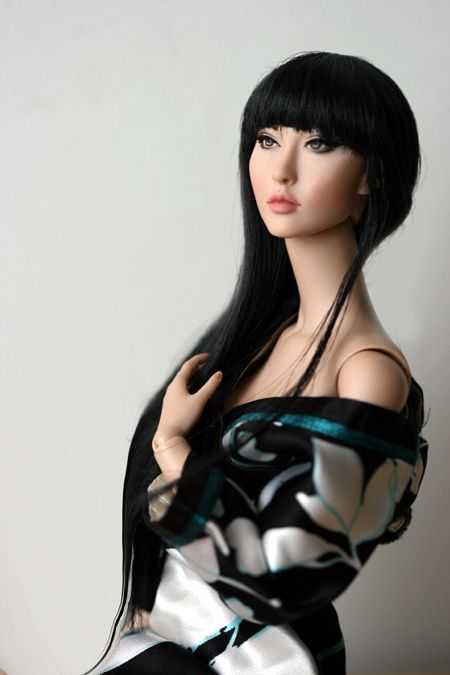 OOAK Miao SE Asian doll