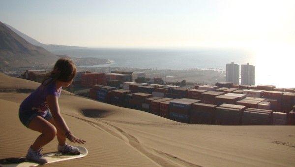 5 Sweet Sandboarding Spots | Outside Online
