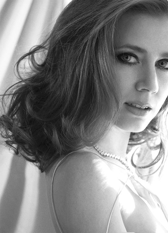 Amy Adams photographed by Marc Hom