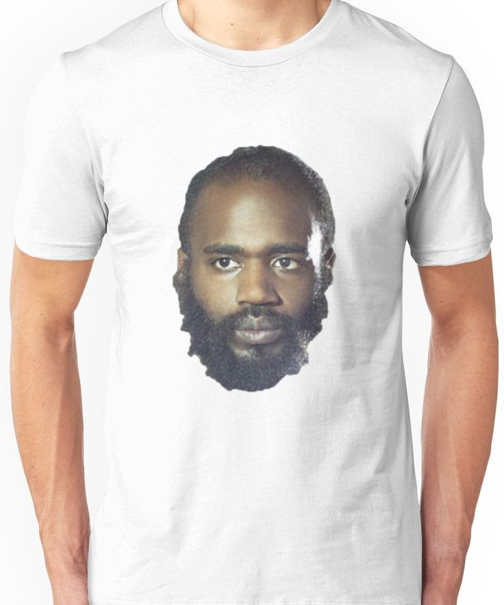 MC Ride's Head Unisex T-Shirt