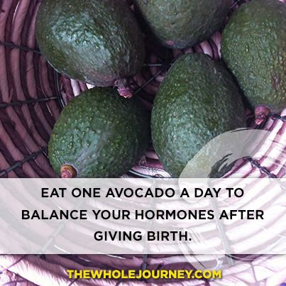 Did you know that it takes exactly nine months to grow an avocado from blossom to ripened fruit? This is just one of the many reasons why avocados are wonderful for cervical and pre and post-natal health.