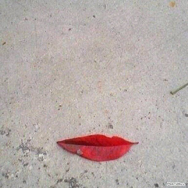 leaf lips - Google Search (Nathure's smile)
