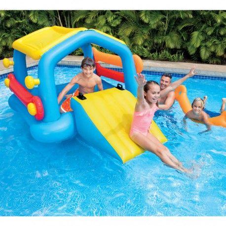 Best Gonflables Et Jeux De Piscine Images On   Swimming
