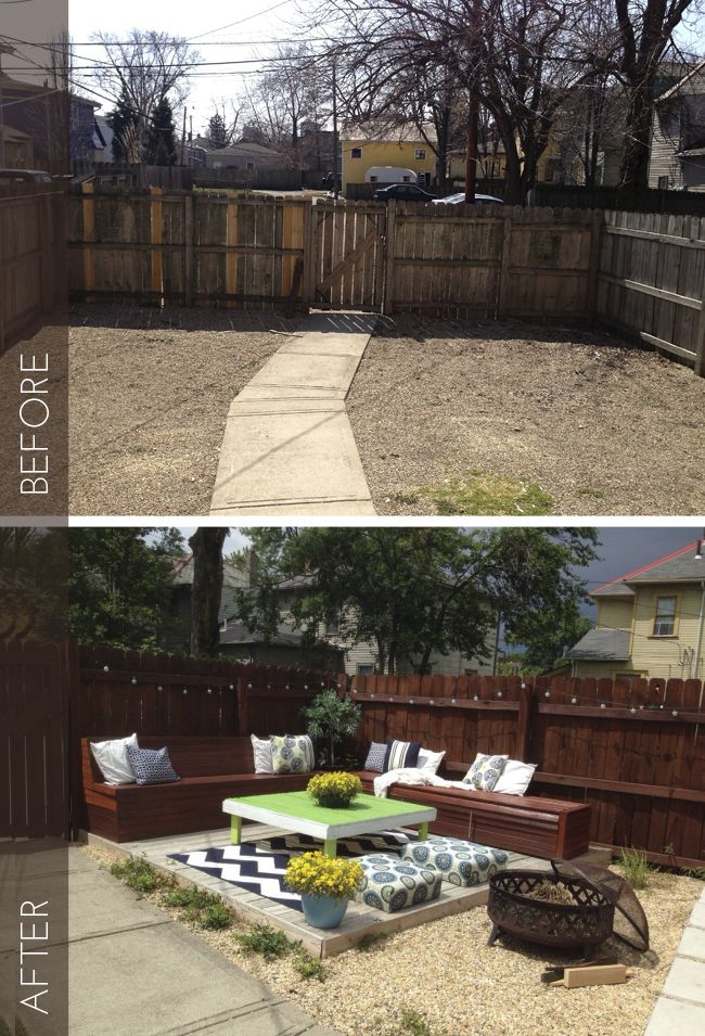 Diy Ify 8 Diy Ideas To Transform A Dull Backyard Or Patio