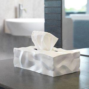 Box na kapesníčky Wipy II White