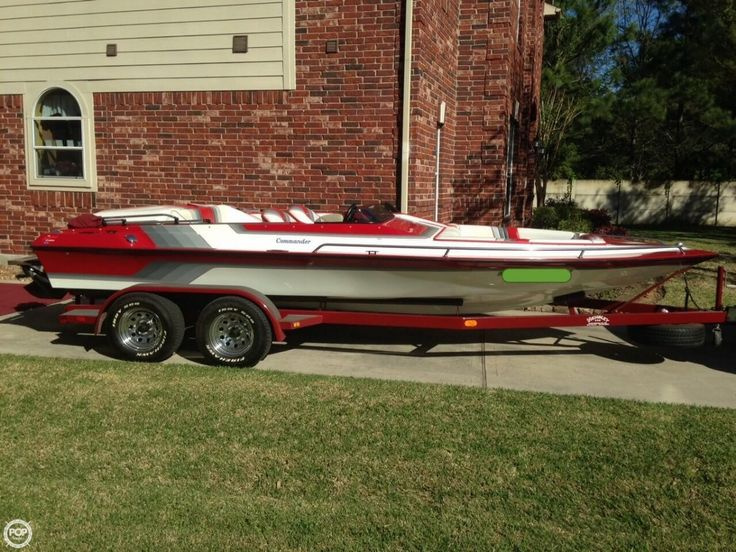 1992 Commander 21 Conquest Boat For Sale in Willis, TX