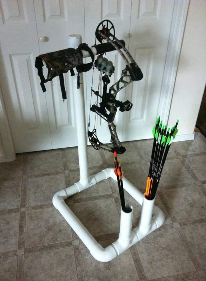 1000 images about 4h shooting sports on pinterest for Pvc pipe bow plans