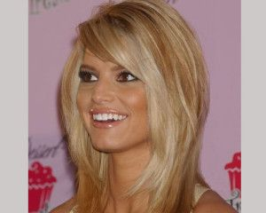 Hairstyles For Square Faces Enchanting 39 Best Medium To Long Length Layered Haircuts For Square Faces