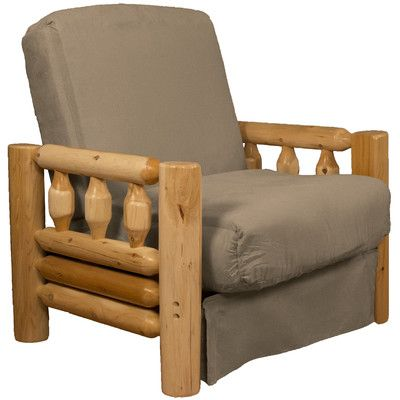 grand teton futon chair upholstery  suede mocha brown   http   delanico  cele mai bune 25  de idei despre futon chair pe pinterest