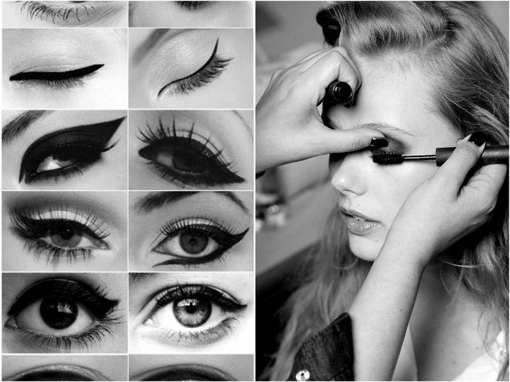 Trucco occhi: 50 idee per il nostro make up!