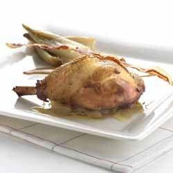 Gestoofde kip met witloof en Ardens spek | Lekker van bij ons