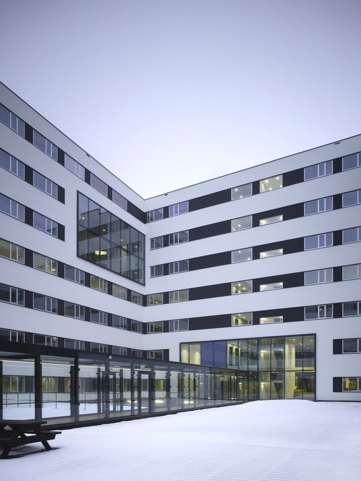 KPN Dutch Telecom Company / de Jong Gortemaker Algra Architects