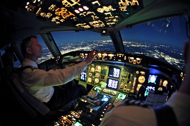 Boeing 757 Cockpit Flight Pinterest Decks Offices