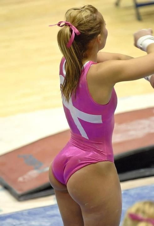 Hot Gymnast Ass 68