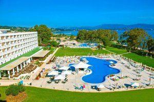 Louis Kerkyra Golf hotel   Alykes Potamou   Corfu