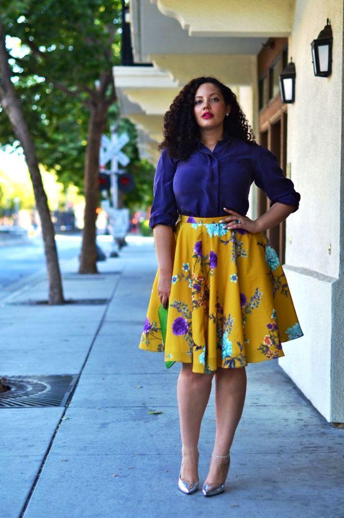 25 Nette Kurvige Mädchen Mode Ideen