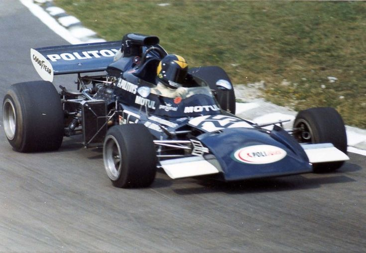 #25 Carlos Pace (Bra) - March 711 (Ford Cosworth V8) differential (13) Team Williams-Motul