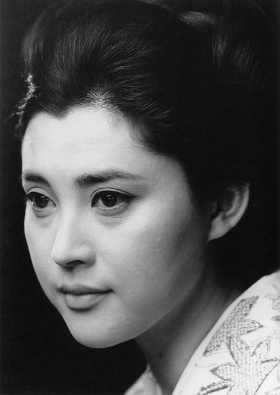 Japanese actress 岡田茉莉子