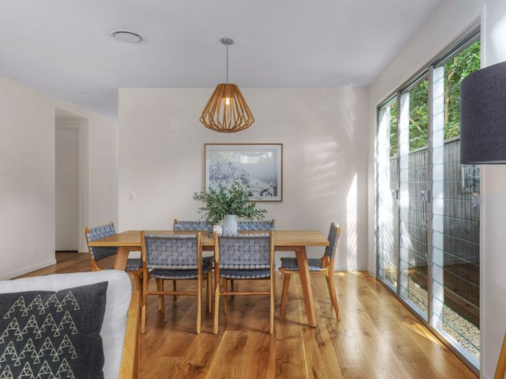 Kalka dining in our Wooloowin display home.