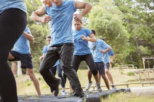 Bootcamp style training