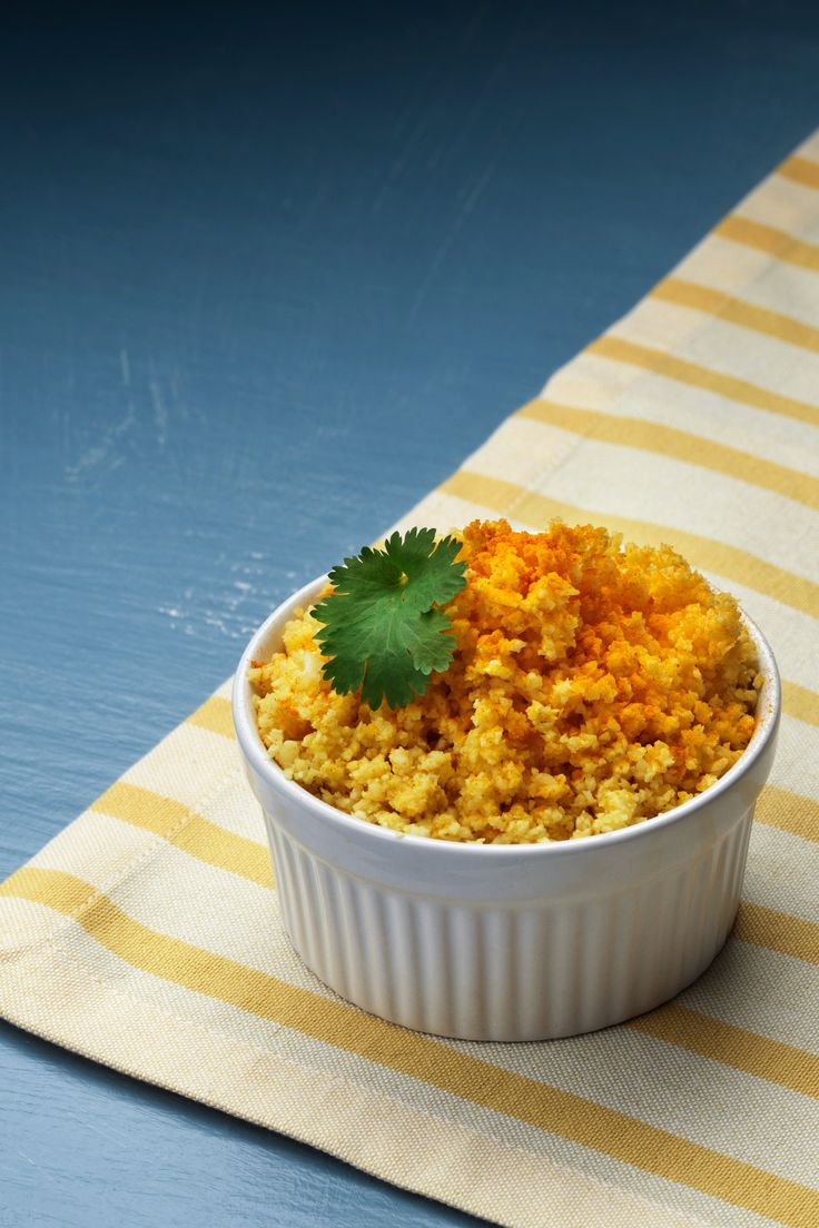 Do you miss rice on a low-carb diet? Then you perhaps haven't yet tried the number one alternative. Here's a great low-carb side dish that goes particularly well with Asian dishes, but can also stand in for couscous or pasta.