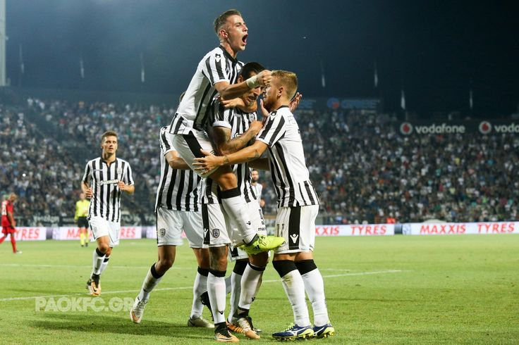 #goal #passion #PAOK #football #oneteam #onefamily #PamePAOKARA