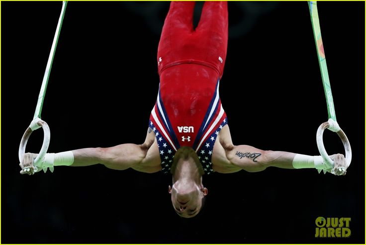 U.S. Men's Gymnastics Places Fifth in Rio Olympics 2016 Team Final | us mens gymnastics 2016 rio olympics 04 - Photo
