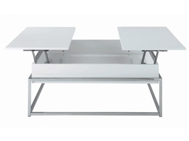 Les 25 meilleures id es de la cat gorie table basse - Table basse transformable en table haute ikea ...