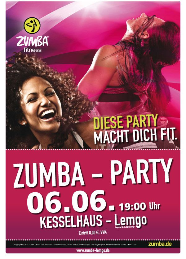 zumba dance poster - Google Search | zoomba | Zumba, Dance ...