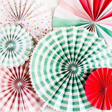 'It's a Party' Pinwheel Decorations – Shop Sweet Lulu